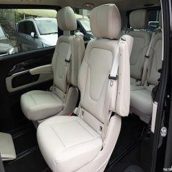 De AutoZetels van de luxe voor de Omzetting van de Sprinter van Benz van Mercedes
