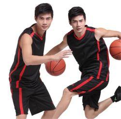 Guangzhou fabricante OEM Diseñar el baloncesto Jersey camisetas de disparo
