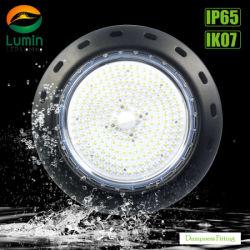 100W/150W/200W con protección IP65 OVNI Highbay LED Lámpara para almacén o fábrica/Taller de iluminación