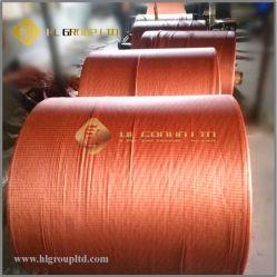 1870dtex/2 Cruce de Nylon tejido del cordón de neumáticos