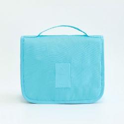 Новый Корейский красочные складные поездки сбор стеклоомыватели Bag висящих отделка косметический мешок для мойки