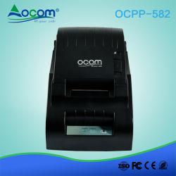 Bureau de haute qualité POS 58mm Ticket imprimante de tickets de caisse thermique