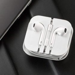 Draht InOhr 3.5mm Kopfhörer mit Mic-Draht-Ton-Steuerstereolithographie-Kopfhörer
