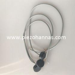 Baixo custo ultra-sónico piezoeléctrico Transdutor de fluxo de água para o Medidor de Fluxo