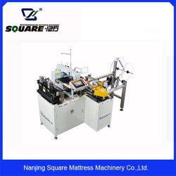 Tacker automatique de la poignée, mesure à la frontière de la frontière de matelas de la machine de coupe