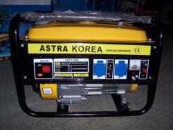 De Benzine van Korea van Astra/Generator van de Macht van de Benzine de Draagbare 2kw 5kw