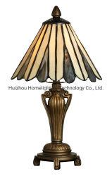 Illuminazione di vetro Handcrafted barrocco antica decorativa dello scrittorio della lampada della Tabella TFT-8014