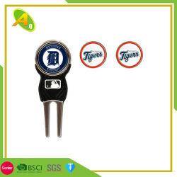 Argent de poche Clip magnétique Marqueur de Balle de Golf Hat Clip (053)