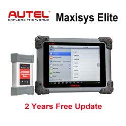 Autel original Maxisys Elite J2534 Outil de diagnostic ECU Programme Version mise à niveau de MS908p PRO 2 ans gratuit en ligne de mise à jour