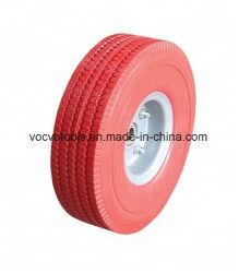 Espuma de PU livre plana sólida preenchida Wheelbarrow 3.50-4 de Rodas e pneus