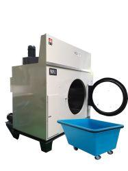 コマーシャルは天燃ガスか蒸気または電気120kgs 150kgsによって最高速度の衣服の衣服のタンブラーのドライヤーによって熱される/Laundryの乾燥機械に着せる