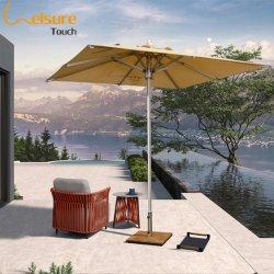Vierkante Tuin Aluminium Umbrella Outdoor Parasol voor Beach - Mare