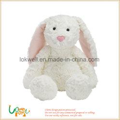 изготовленный на заказ<br/> мягкой игрушки сладкий Белый Кролик Пасхальный заяц кукла