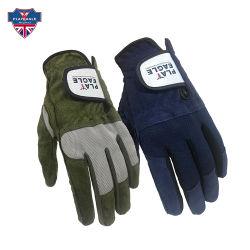 Lavable personnalisé des gants de golf de tissus importés pour l'homme