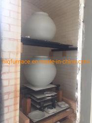 非常に熱い陶器棒特別な高温電気炉フルオートの情報処理機能をもった陶器装置電気炉の製造業者