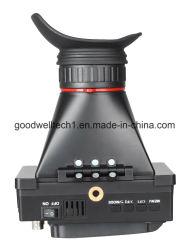 SDI 入力 3.5 インチ LCD ディスプレイ(拡大鏡付き)( S350 )