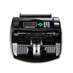 R689情報処理機能をもった外国通貨の銀行券のお金反対のカウント機械銀行券の選別機のお金の探知器の偽造の探知器