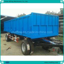 Rotella 4 rimorchio del deposito del trattore agricolo di agricoltura di 8 tonnellate