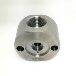 Pièces du compresseur d'air auto CNC Pièces en acier inoxydable
