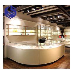 Ksl hölzerne Wand-Bildschirmanzeige-Möbel-Schmucksache-Ausstellungsraum-Standplatz-Bildschirmanzeige