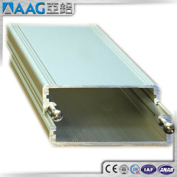 مبيت هيكل الطرد المصنوع من الألومنيوم/الألومنيوم لشرائح مصباح LED