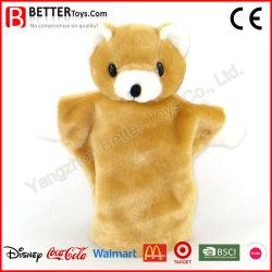 Urso recheadas lado macio de brinquedos para crianças de fantoches/Crianças