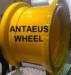 Стальной колесный диск OTR 49-19.5/4,0 для Earthmover и добыча полезных ископаемых