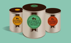 Роскошный букет бархат упаковка круглый ящик для цветов с золотой пластиной логотип