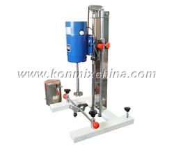 Agitateur de Dispersion de liquide de la machine pour la peinture, revêtement, encres, de la production de résine