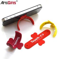 Горячая продажа красочные кремния держатель для мобильного телефона