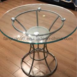 Preços competitivos Home mesa de jantar superior de vidro para mobiliário