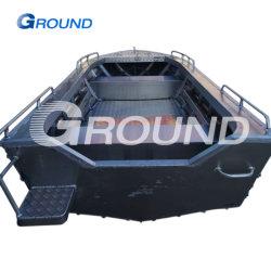 4.9M 16FT barco de alumínio de velocidade para a Pesca