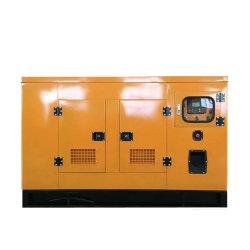 120kw Fornecedor de Energia Elétrica em silêncio o recipiente do gerador a diesel