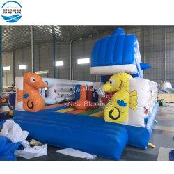 La Chine usine Thème 8x4.5m baleine Kids château gonflable/Bounce videur pour les enfants