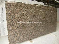 Natural Báltico Marrón Losas de granito para la encimera