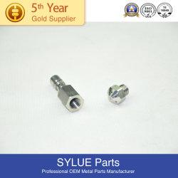 L'aluminium petit tiroir vide