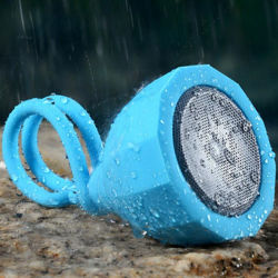 袋袋携帯用移動式無線Bluetooth IP67は小型ホックのシリコーンのスピーカーを防水する