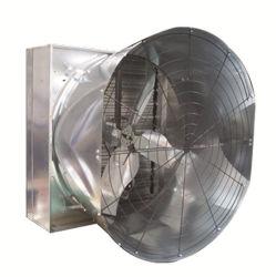 Echappement/push-pull//obturation centrifuge cône/ventilation/cône de l'agriculture axial//cône Papillon/Case/ventilateur d'échappement pour les volailles ferme/serre/ferme porcine