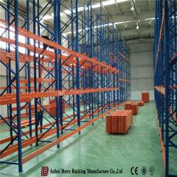 يستخدم مخزن التخزين المتين والمبيع بشكل جيد مضمار Pallet