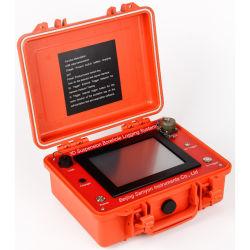 Instrument de test de vitesse d'onde 3D Système de journalisation de forage de suspension