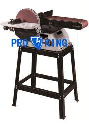 立場Aluが付いているベンチベルトディスク研摩機の鉄ベース。 表の丈夫な企業の使用