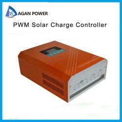 Светодиодный экран 50A ШИМ MPPT контроллер солнечной энергии и топлива