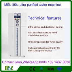 Neue ultra gereinigte Maschine des Wasser-2017 für Labor
