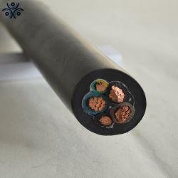Оборудование для добычи угля в соответствии Взрывозащищенный H07rn-F дна кабель питания