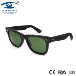 Италия мода пользовательские Ray Band ацетат солнечные очки для мужчин
