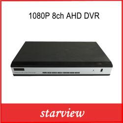 1080P 8CH H. 264 Ahd Cvi Tvi CVBS 4in1 HD DVR