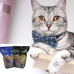 고양이 청소 제품 순수한 실리카 젤 고양이 배설용상자 모래