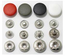 Bolsa de plástico personalizada Jeans Sujetador Botón Snap para impermeable