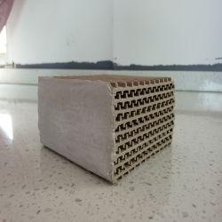 Nuova struttura efficiente che imballa i media di ceramica dello scambiatore di calore per il reattore di Rto Rco