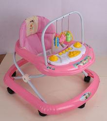 Складные 360 градусов вращения клавишного соломотряса малыша коляски перевозчиков с игрушек